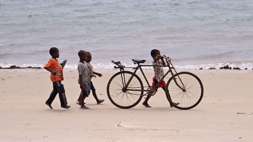 Fahrradschieber