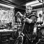 Fahrradwerkstatt .... mit Tradition .....