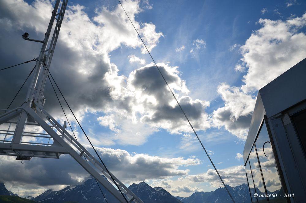 Fahrt auf dem Fjord 3