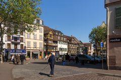Fahrt nach Colmar 08