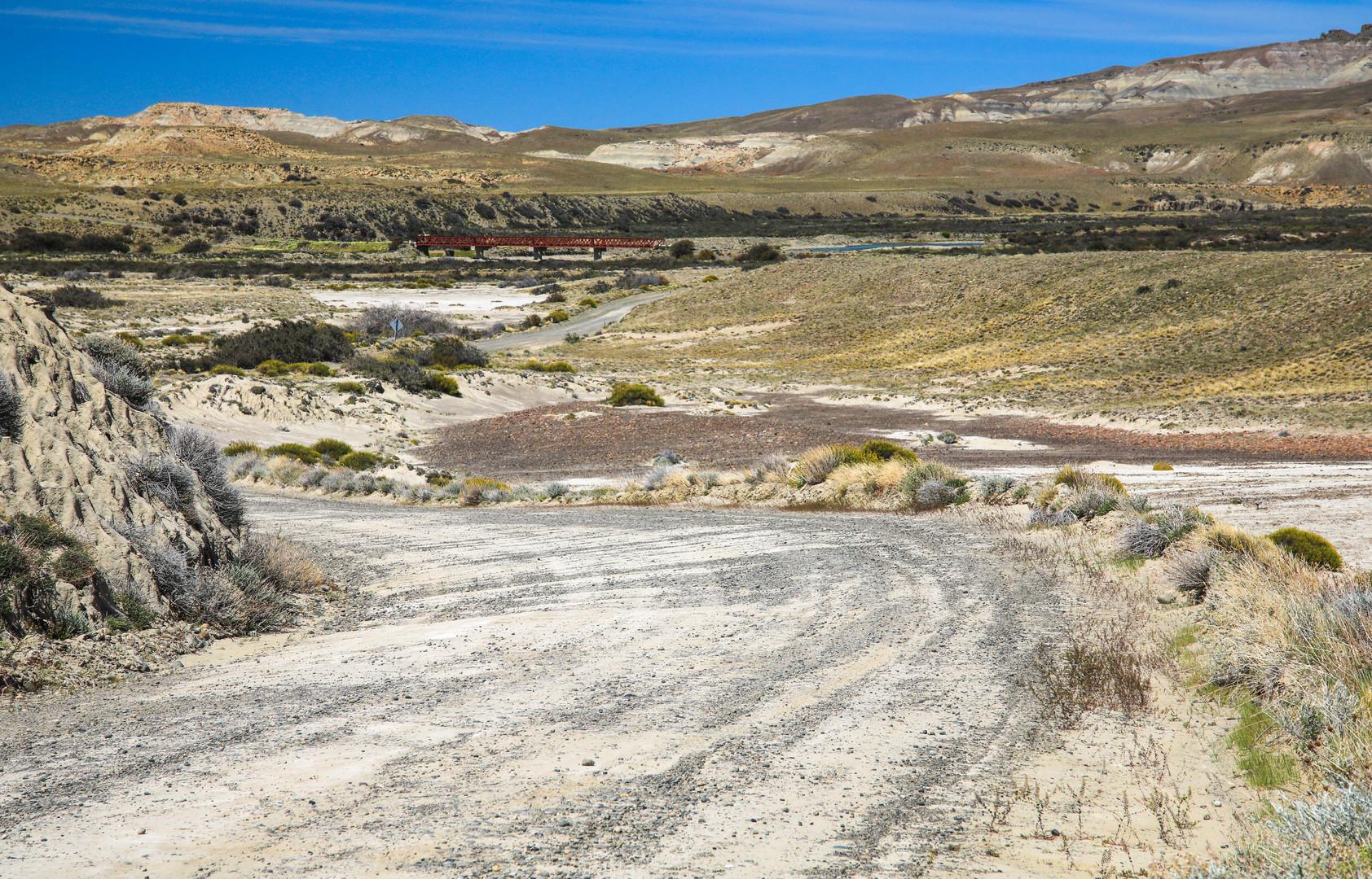 Fahrt nach El Chalten 7
