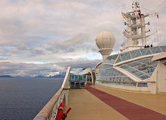 Fahrt nach Tromso