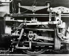 Fahrwerk Dampflok