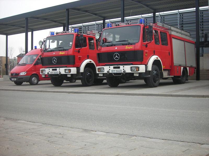 Fahrzeuge BF Gera