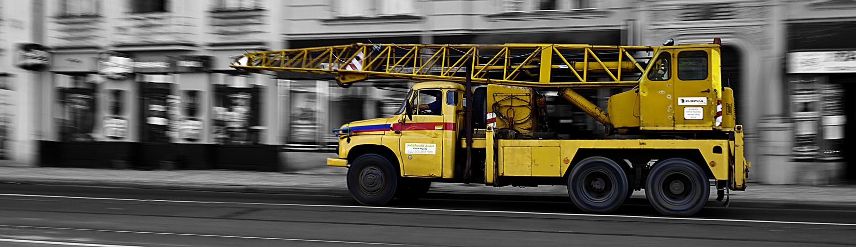 Fahrzeuge in Prag 02