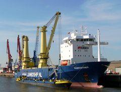 FAIRPARTNER/ Jumboschiff.Der transportiert keine.....