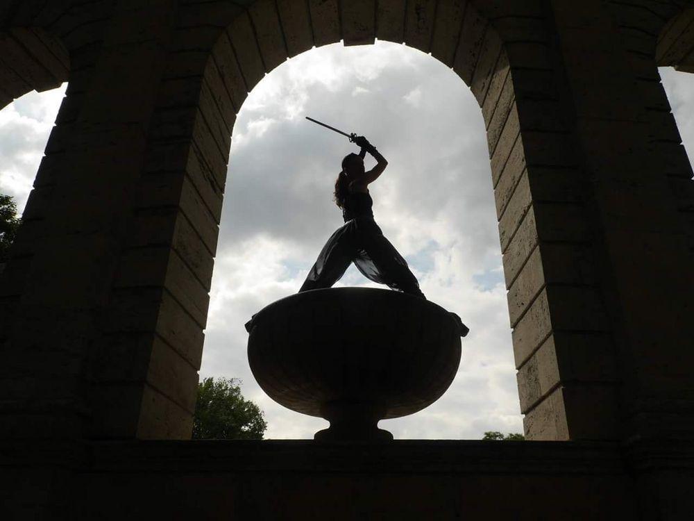 fairy-tale of sword