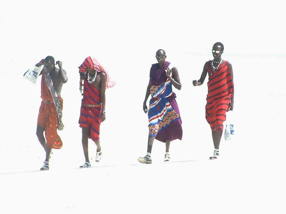 Fake Massai