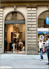 Falconeri a Firenze.