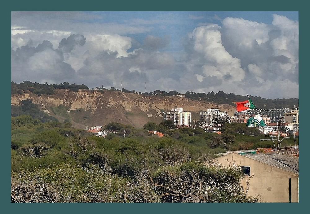 Falesia fossil Portugal