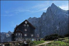 Falkenhütte 1848m