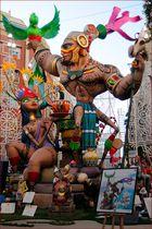 Fallas Festival 2014-5