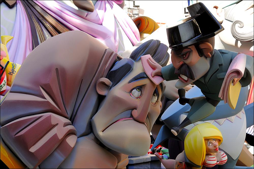 Fallas Festival 2014-9