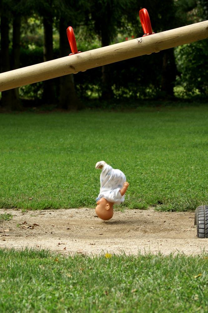 Falling Baby