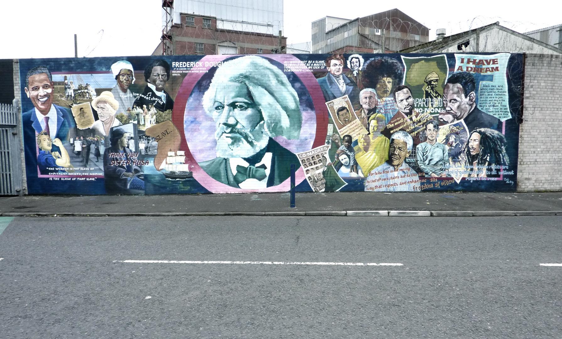 Falls Rd., Belfast
