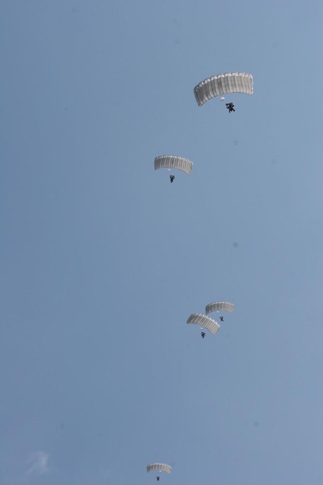 Fallschirmjäger Saarlandbrigade 2008