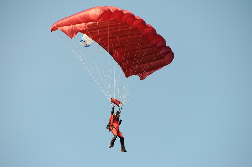 Fallschirmspringertreffen 1