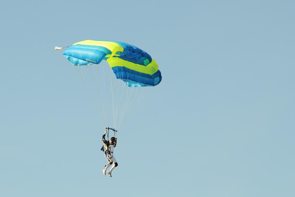 Fallschirmspringertreffen 3