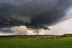 Falscher Tornado