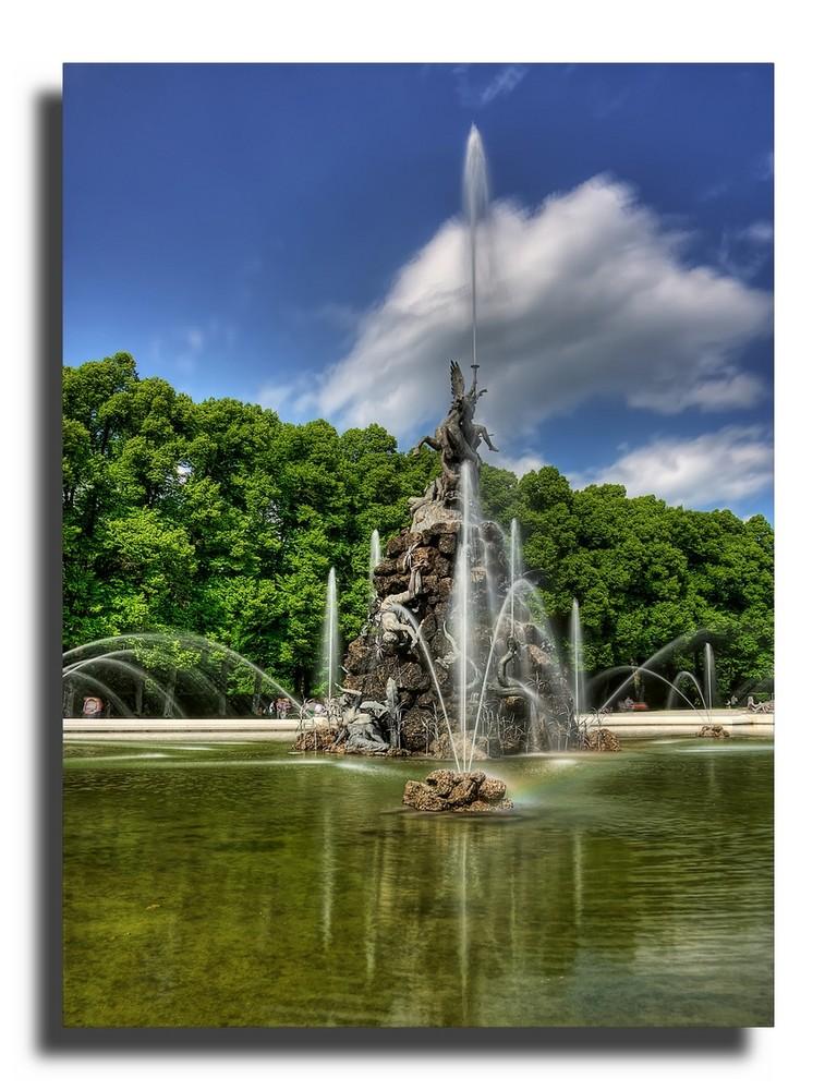 Fama-Brunnen