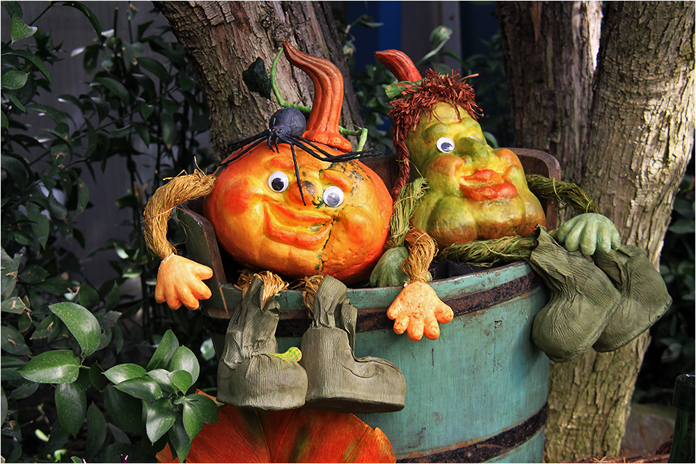 Familie Herbst....