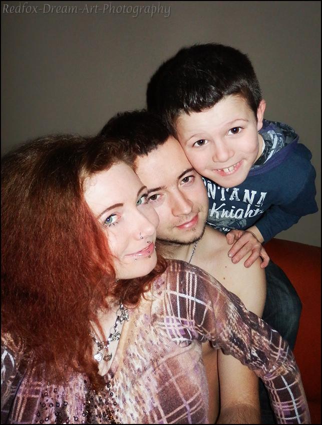Familie ist alles......