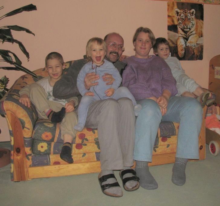 Familie Klier stellt sich vor