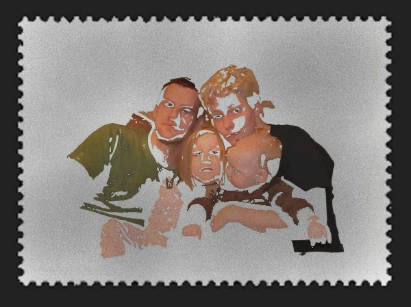Familien Post