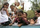 Familienausflug in Angkor