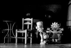Familiendrama im Wandregal !