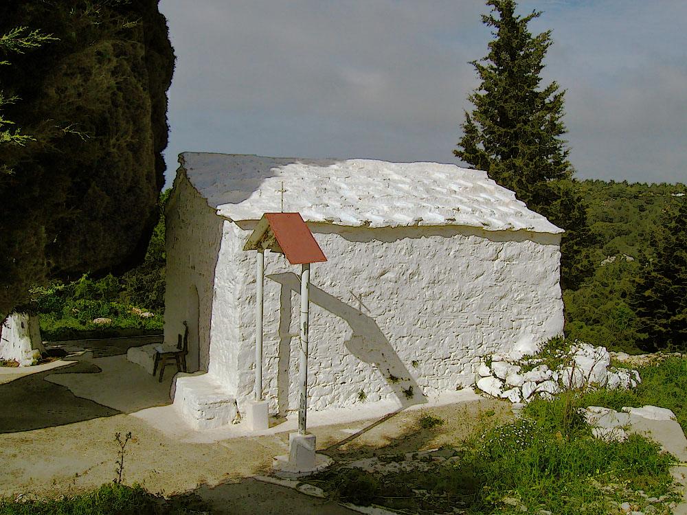 Familienkirchlein, angeblich 1000 Jahre alt (?)