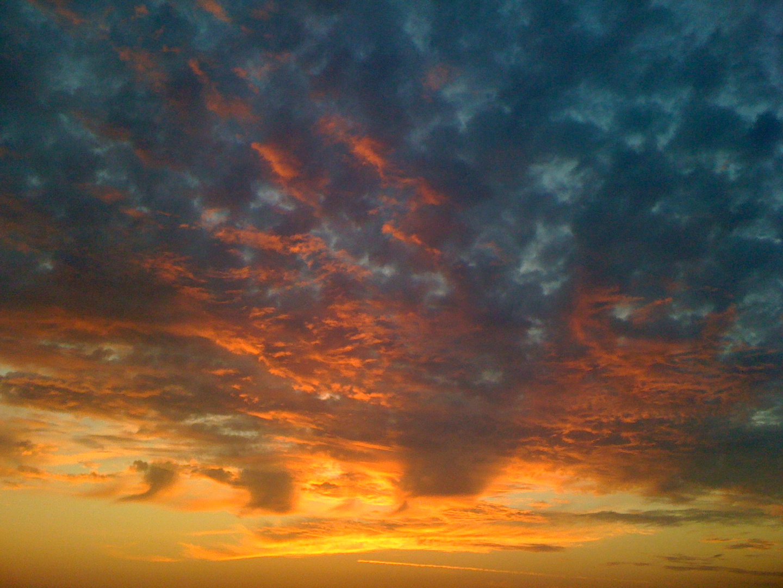 Famous Dikili Skies...