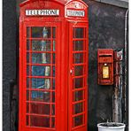 Famous Phonebox in Pennan