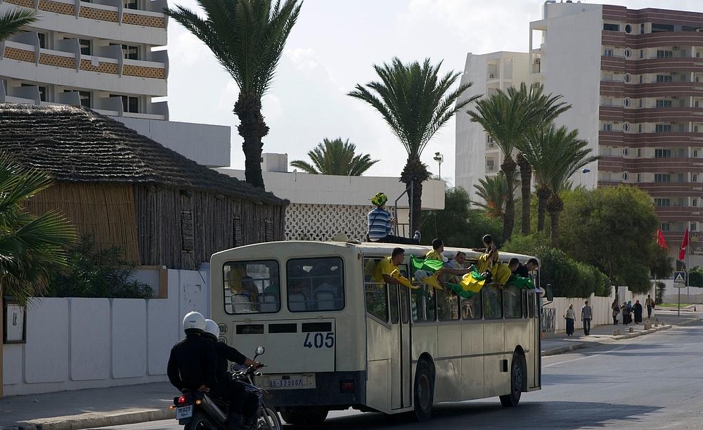 Fan Bus