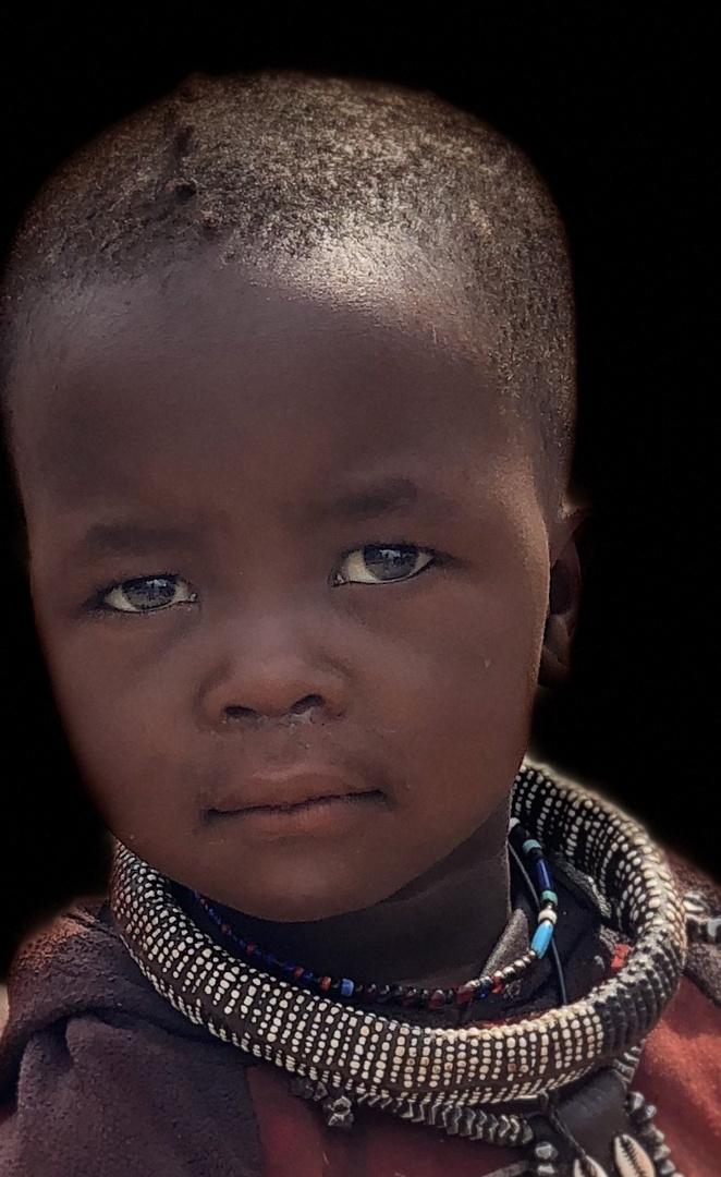 Fanciullo Himba