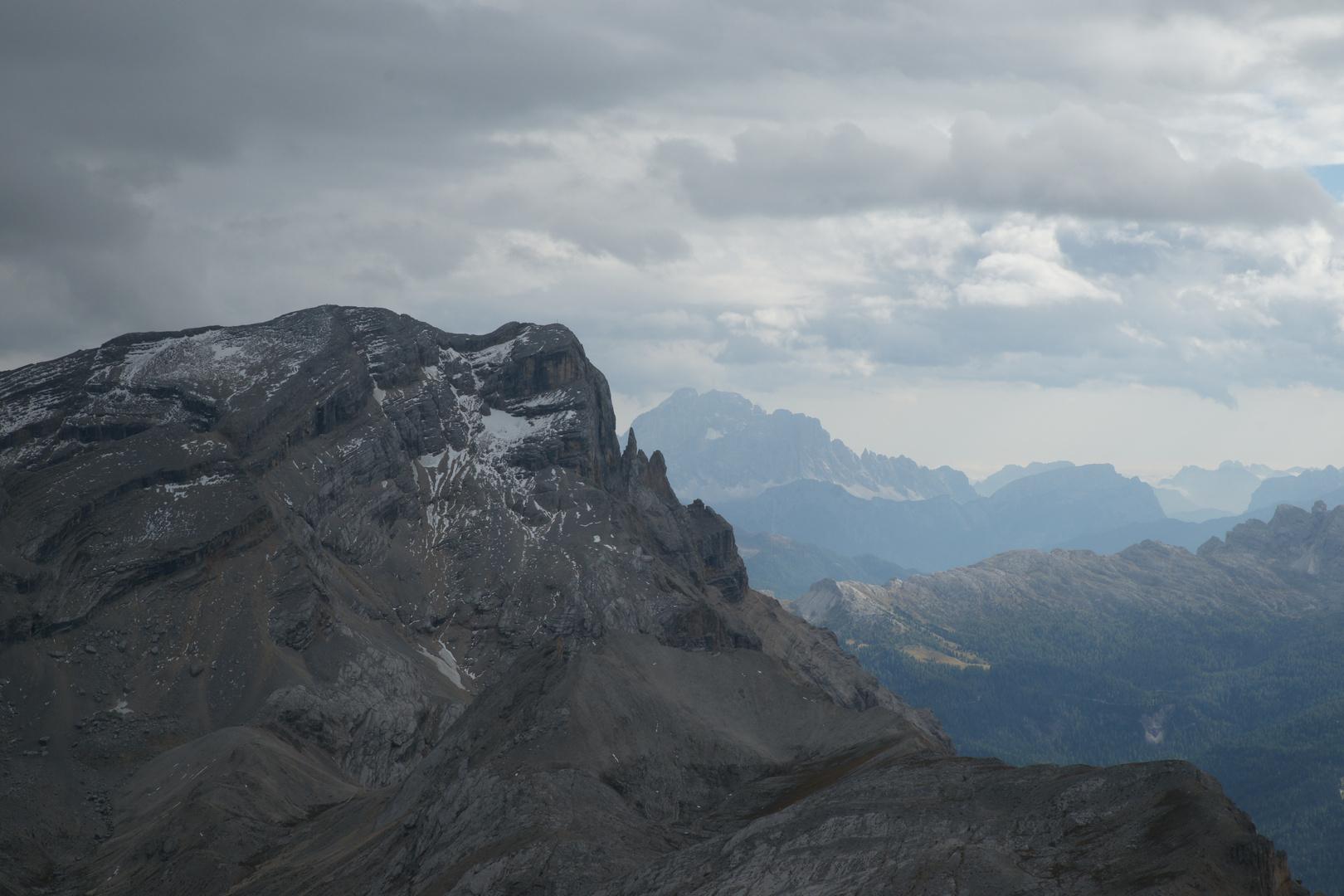 Fanes Nationalpark Kreuzspitze