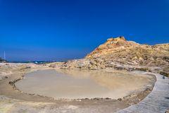 Fanghi di Vulcano, Liparische Inseln, Sizilien