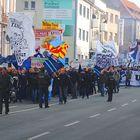 Fanprotest Paderborn