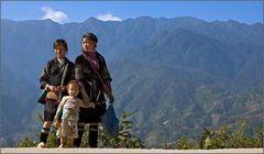 Fansipan 3143m- der höchste Berg Vietnams