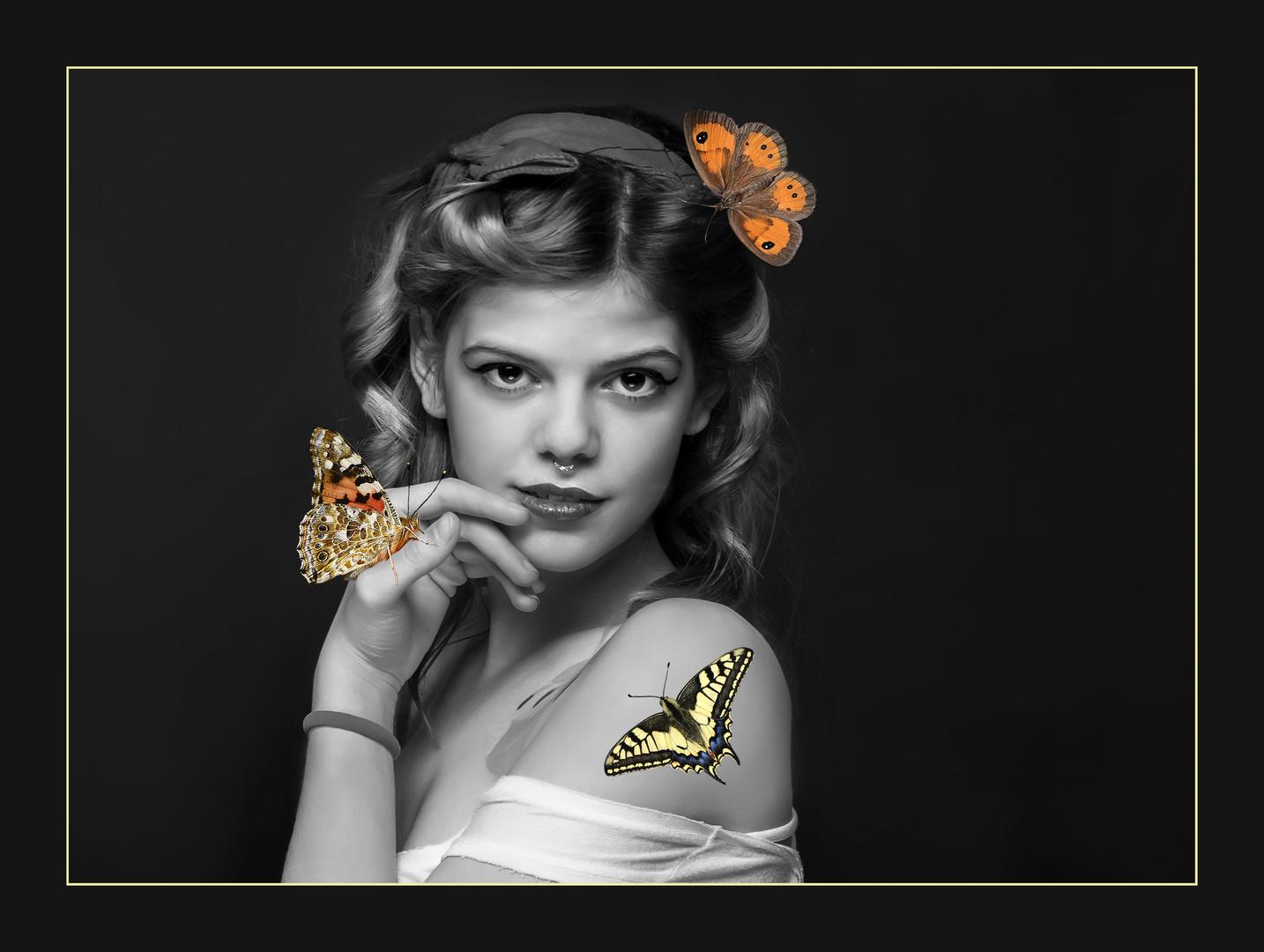 Fantasía con alas