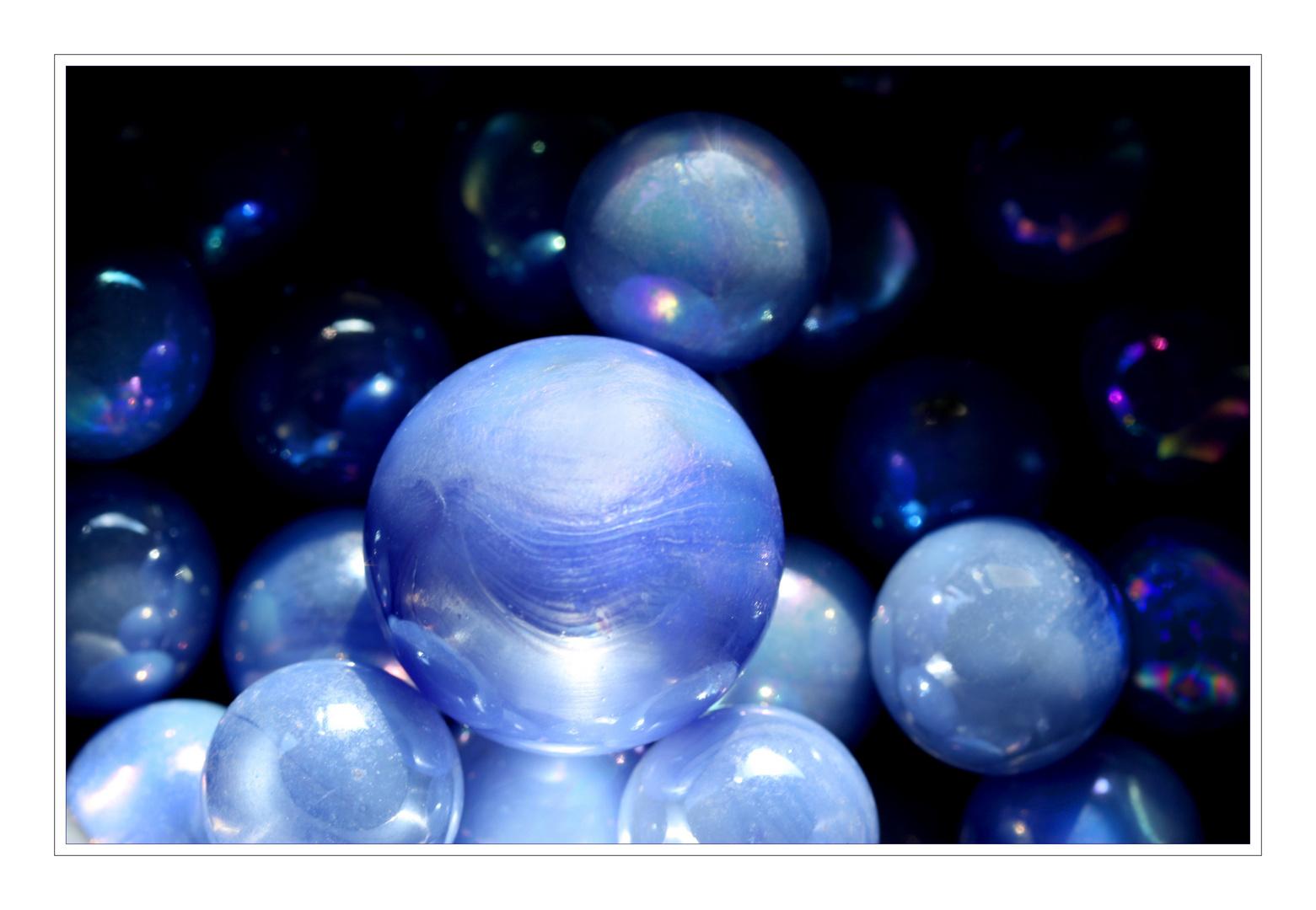 Fantasie in Blau