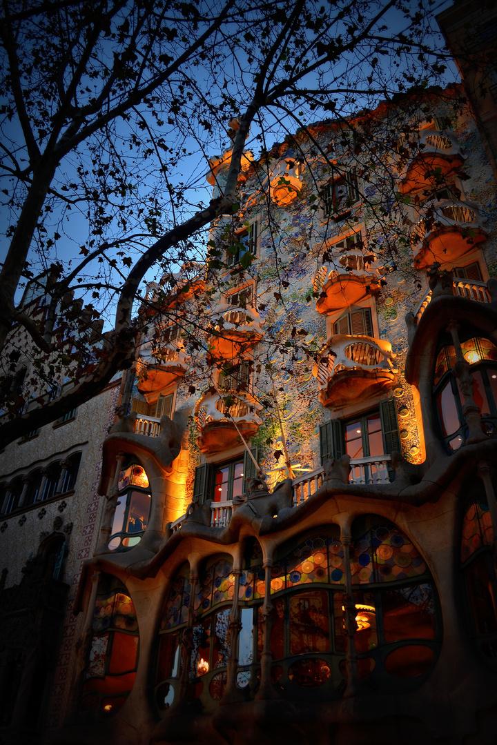 Fantasmagorie barcelonaise