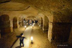 Fantasmi alle Grotte di Camerano