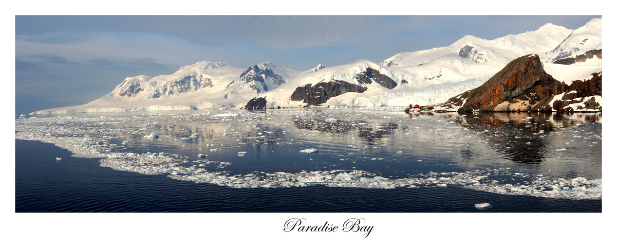 Fantastische Antarktis