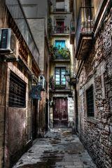 Fantastische Gassen im Barrio Gòtico