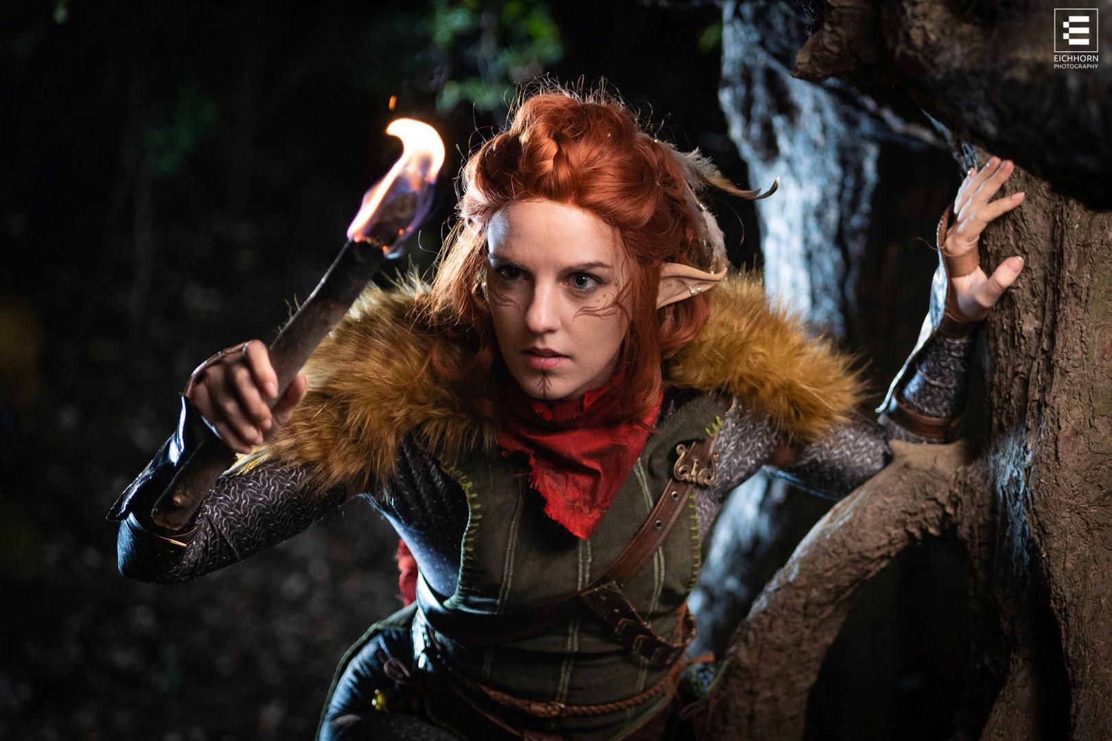 Fantasy Shooting - Dragon Age