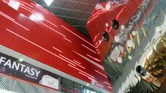 Fantasy-Shoping in Frankfurt/M