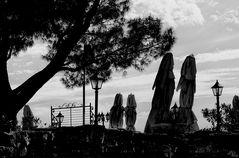 Fantômes à Miramas le Vieux