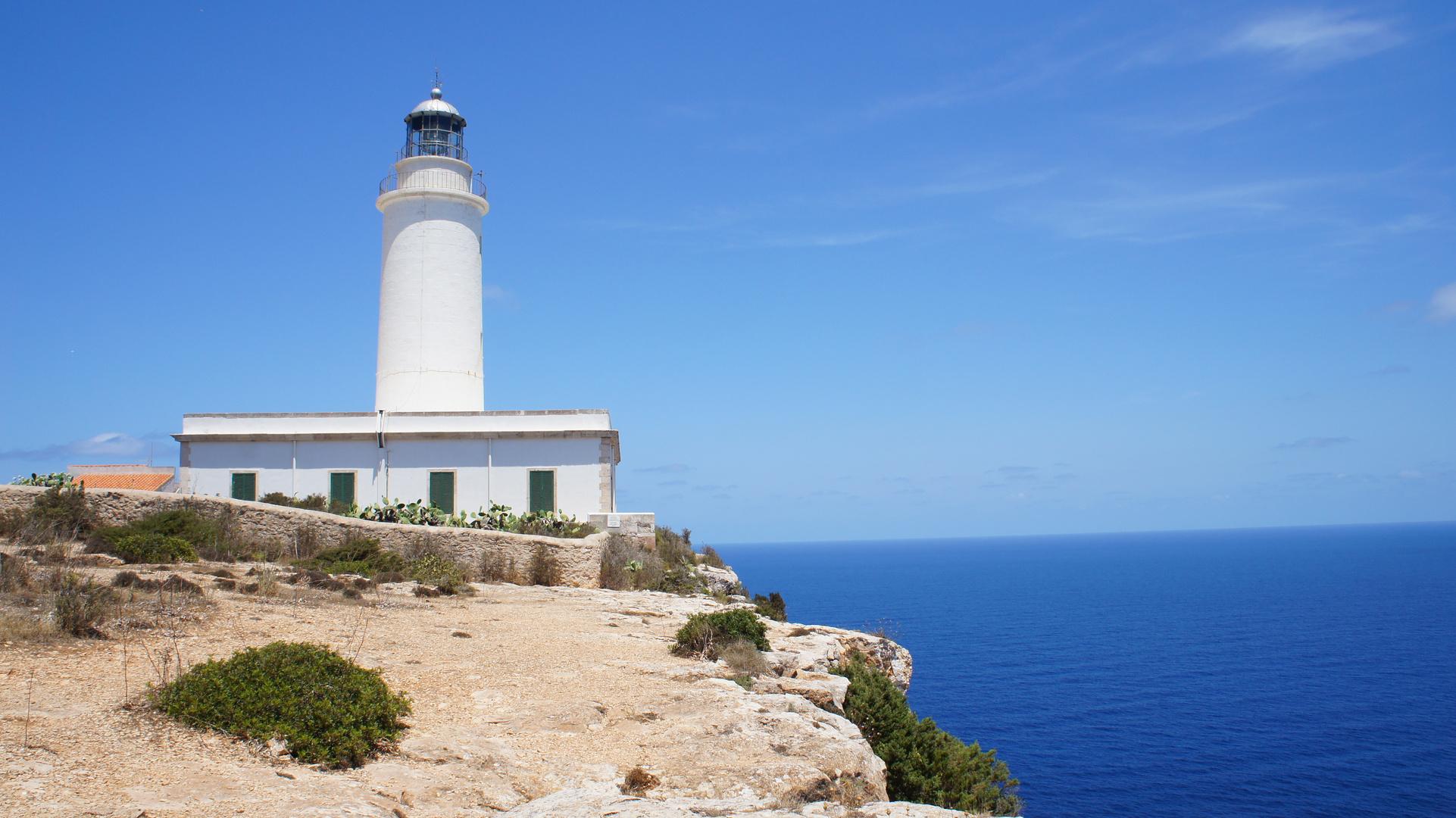 Far de La Mola Formentera