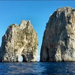 Faraglioni-Ein Wahrzeichen von Capri